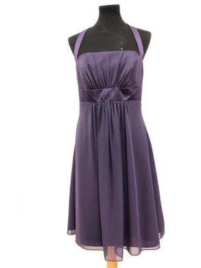Alfred Angelo Size 10 Purple NEW Formal Dress