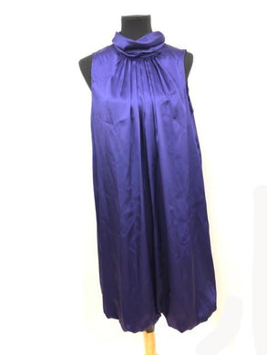 Alfred Angelo Size 10 Purple Short  Rushing Formal Dress