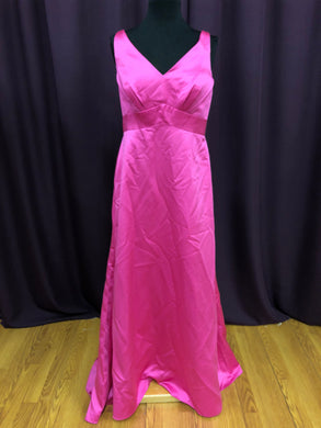 Alfred Angelo Size 12 Pink NEW Formal Dress