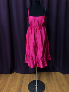 Alfred Angelo Size 12 Pink Short  Formal Dress