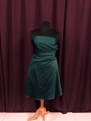 Alfred Angelo Size 18 Green Formal Dress