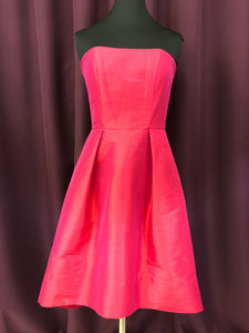 Alfred Sung Size 2 Pink Formal Dress
