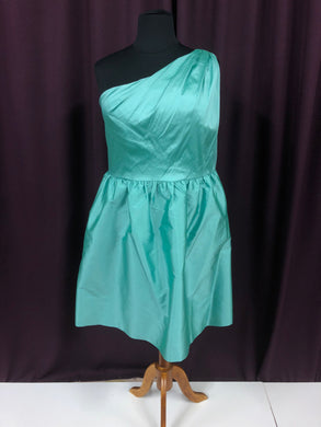 Alfred Sung Size 24 Green Formal Dress