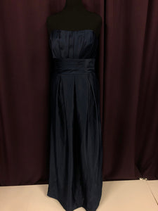 B2 Size 18 Blue Long Formal Dress