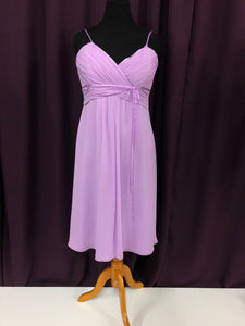 B2 Size 18 Purple Formal Dress