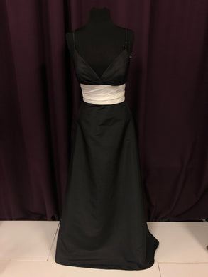 Bella Size 12 Black Formal Dress