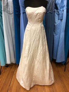 Bellissima Size 12 Ivory Wedding Dress