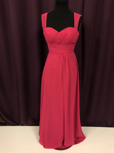 Bill Levkoff Size 0 Pink Formal Dress