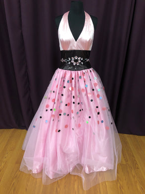 Cassandra Stone Size 6 Pink Formal Dress