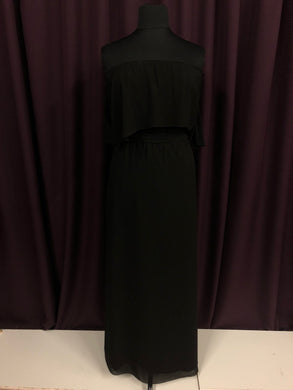 Ceremony Size 12 Black NEW Formal Dress