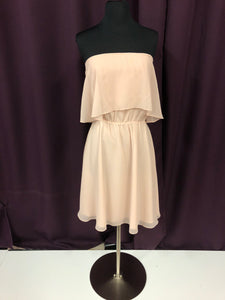 Ceremony Size 8 Blush Pink NEW Formal Dress