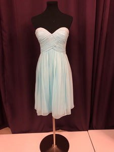 Donna Morgan Size 10 Blue NEW Formal Dress
