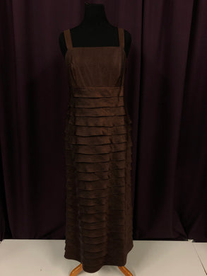 Jessica Howard Size 18 Brown Formal Dress