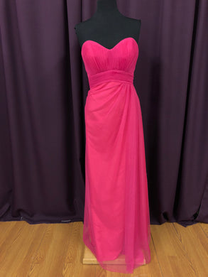 Jordan Size 12 Pink Formal Dress
