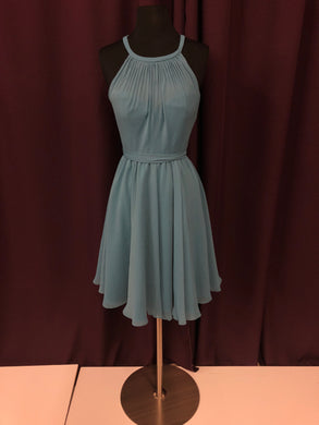 Kennedy Blue Size 0 Blue NEW Formal Dress