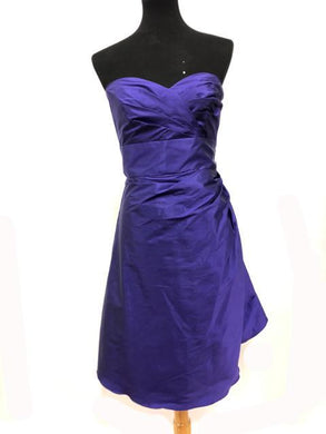 Kennedy Blue Size 10 Purple Formal Dress