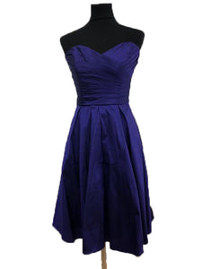 Kennedy Blue Size 10 Purple NEW Formal Dress