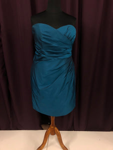 Kennedy Blue Size 24 Blue Formal Dress