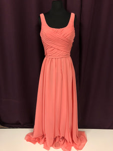 Kennedy Blue Size 6 Coral NEW Formal Dress