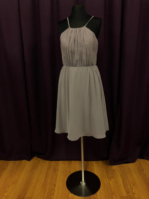 Kenneth Winston Size 10 Brown Short  Rushing Formal Dress