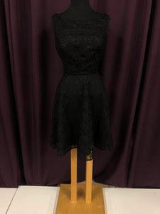 Mori Lee Size 12 Black Lace Two Piece NEW Formal Dress