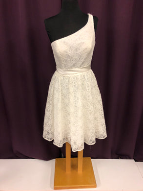 Mori Lee Size 12 Ivory Lace NEW Formal Dress