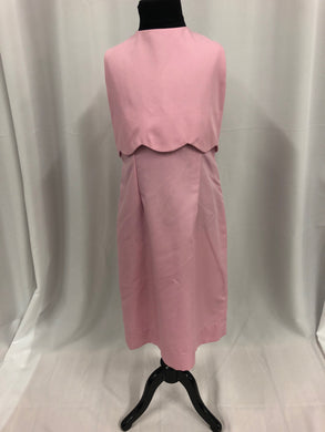 Size 12 Pink Flower Girl Dress
