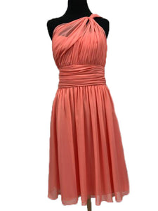 W2 Size 12 Pink NEW Formal Dress