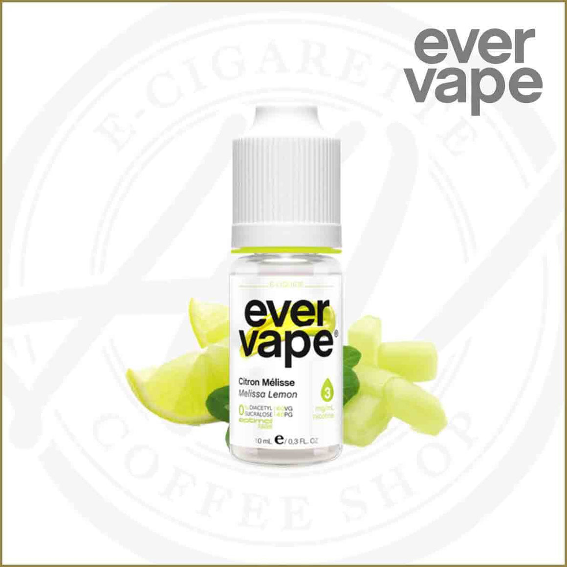 Ever Vape | Citron Mélisse
