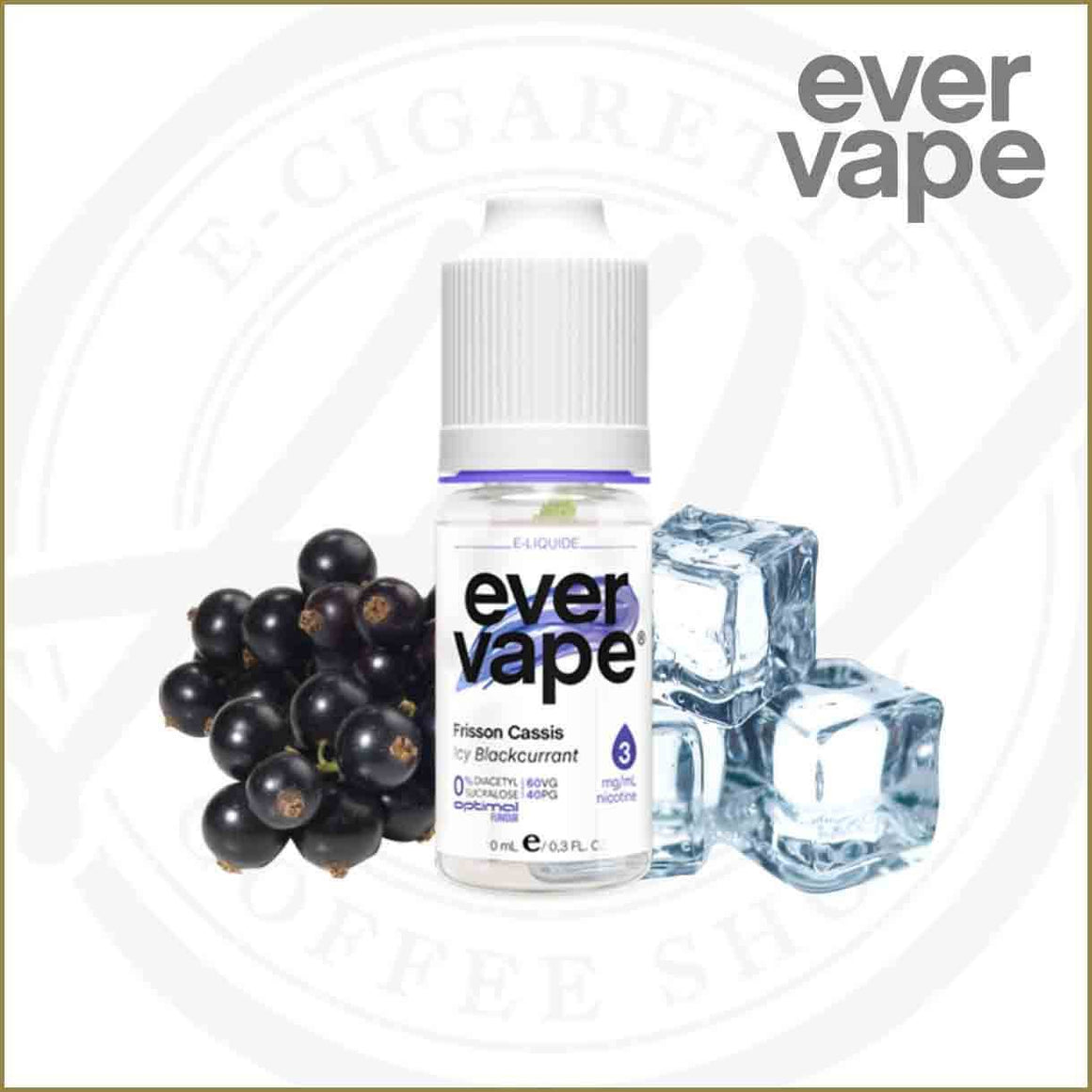 Ever Vape | Frisson Cassis