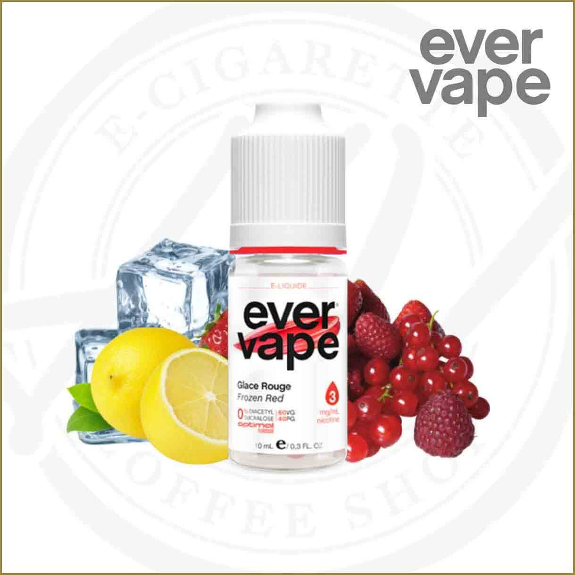 Ever Vape | Glace Rouge