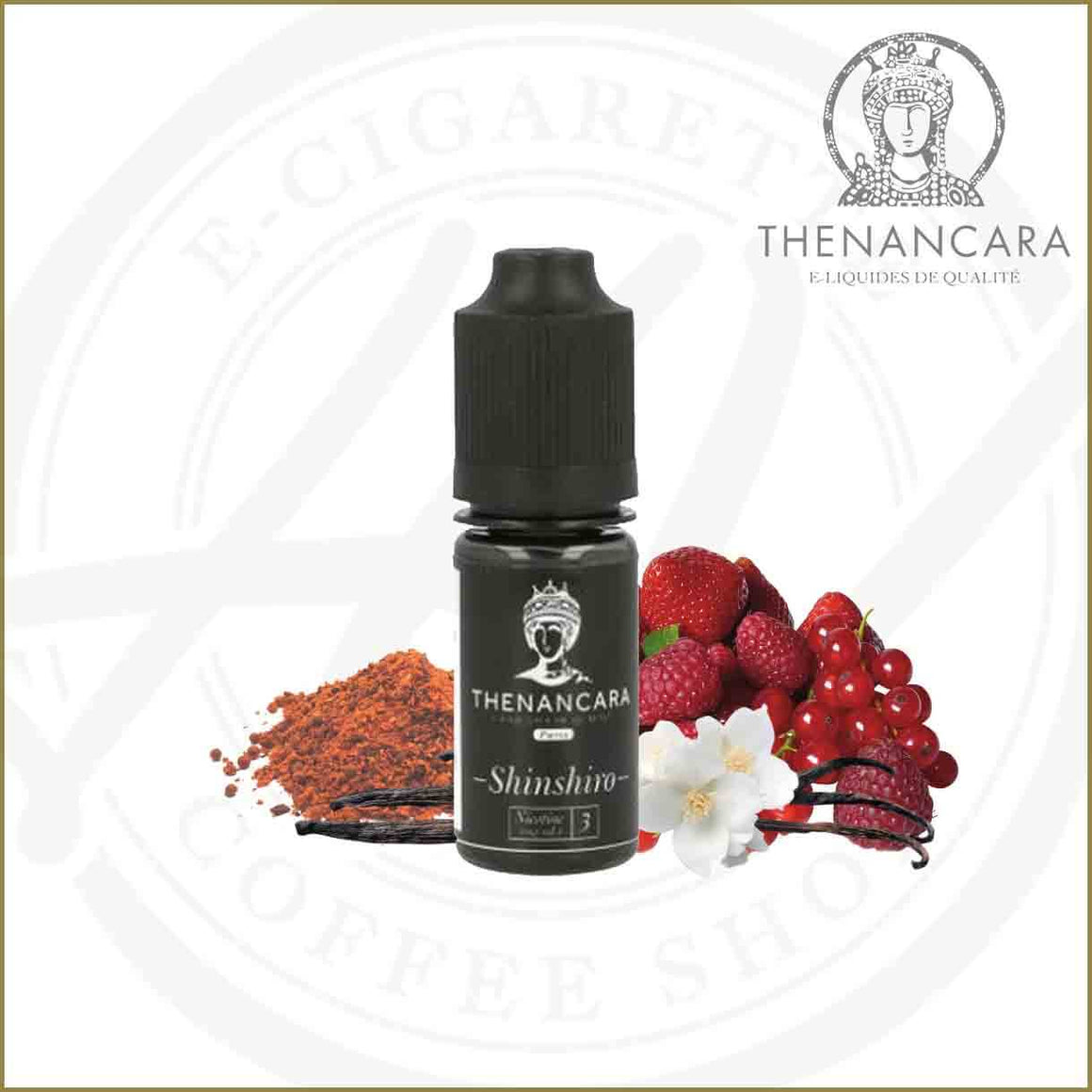 Thenancara E-Liquides | Shinshiro