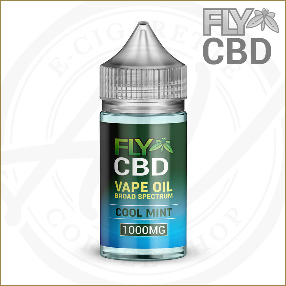 Fly CBD | Cool Mint - Fly CBD