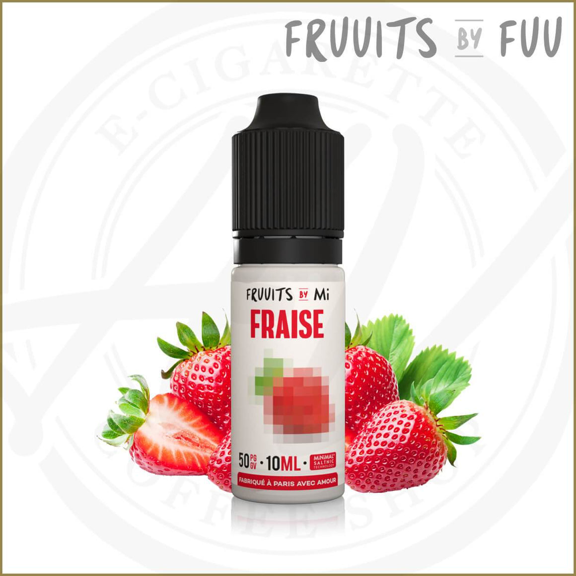 FRUUITS | Fraise (Sels de Nicotine)
