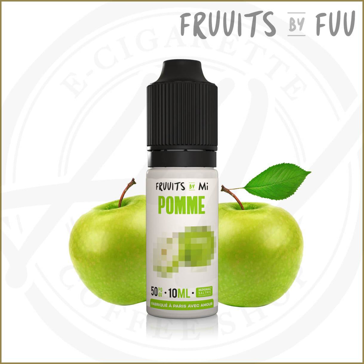 FRUUITS | Pomme (Sels de Nicotine)