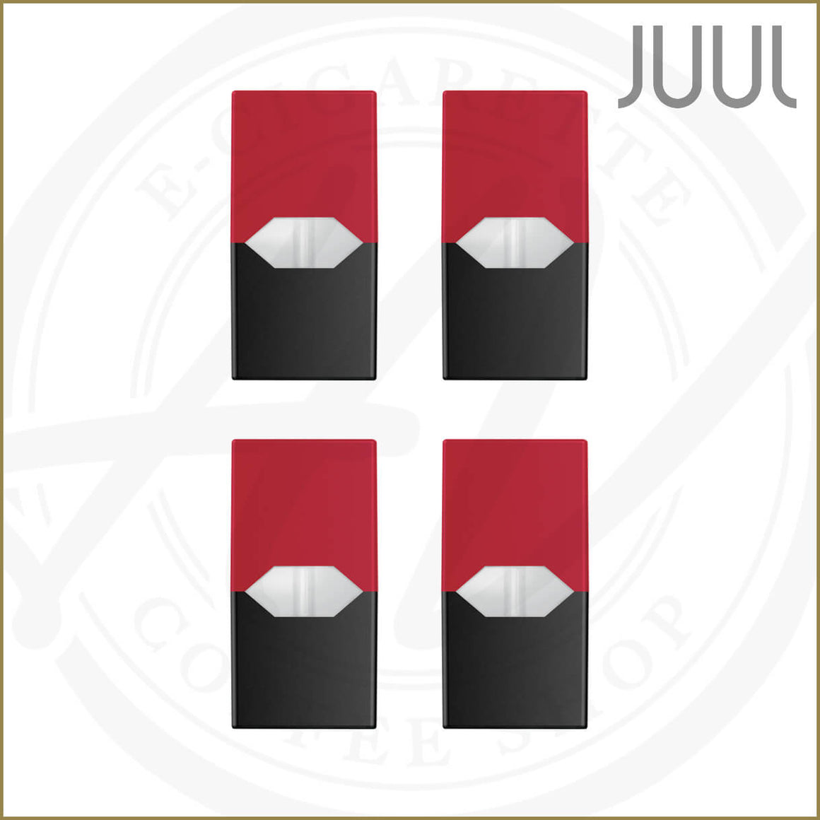 Juul Pods | Baies Rouges (4 pods)