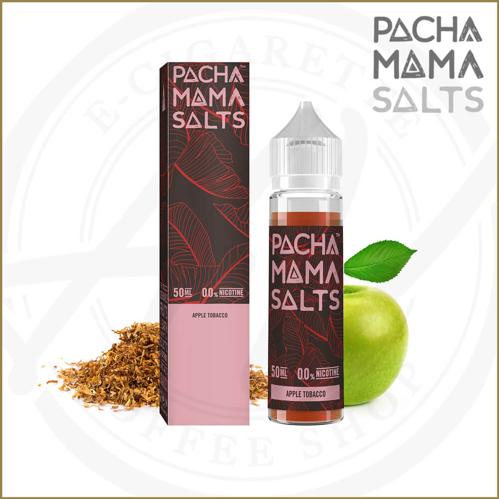 Pacha Mama Salts | Apple Tobacco