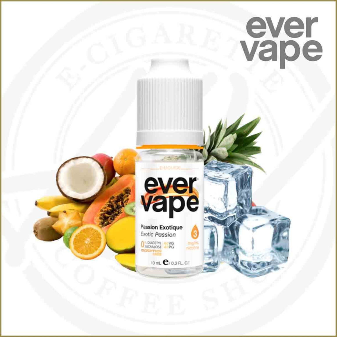 Ever Vape | Passion Exotique