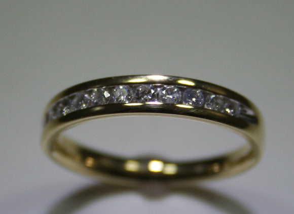 Diamond Eternity Ring 0.33ct