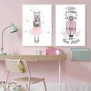 trendisy deco toile chambre enfant enjoy the ride