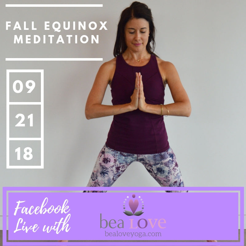 Mama Heart Webcast: Fall Equinox Meditation