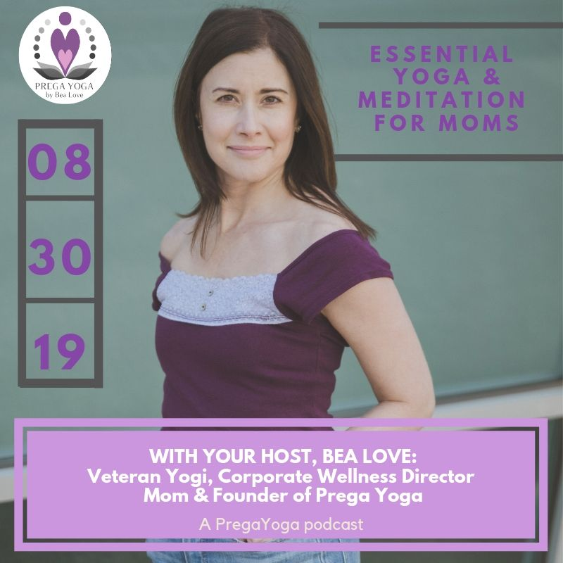 Mama Heart Podcast: Essential Yoga & Meditation for Moms