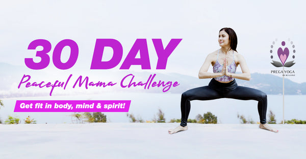 30 Day Peaceful Mama Challenge
