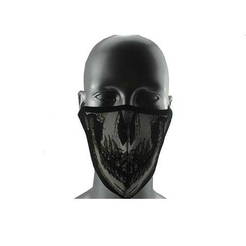 Outdoor Cycling Mask Bike Bicycle Face Mask Veil Guard CS Face Shield - Cozzoo