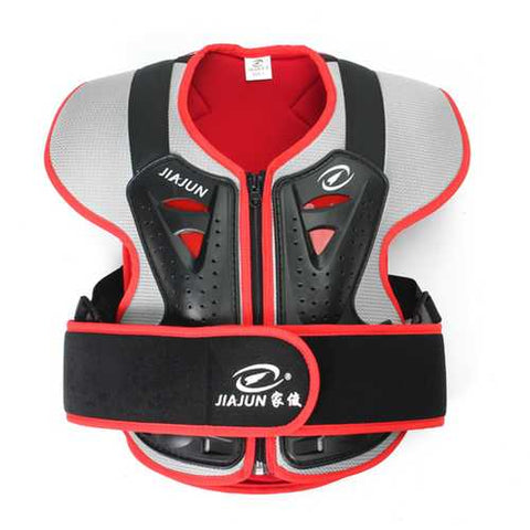 Protective Armor Kids Children Riding Gears Sport Body Vest Gear For Cycling Electric Scooter - Cozzoo
