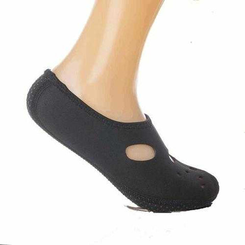 Teng Style Practical Sports Soft Water Shoes Slip Beach Dance Swimming Diving  Socks - Cozzoo