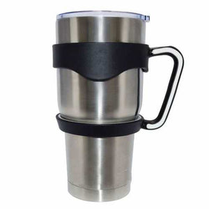 Honana CF-CH05 30oz Insulated Tumbler Rambler Cup Holder Universal Standard Mug Handle Drop - Cozzoo