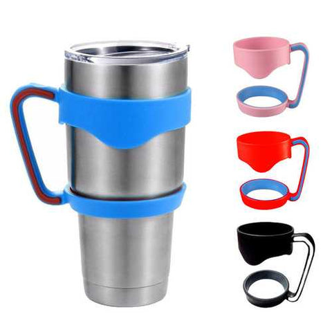 Honana CF-CH04 Universal Standard 30oz Insulated Tumbler Rambler Cup Holder Mug Handle Drop - Cozzoo