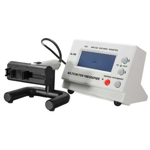 Watch MTG Coaxial Tester Timing Multifunction Timegrapher Machine - Cozzoo