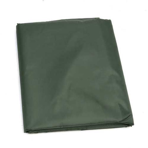 82x111x116cm Army Green Lawn Mower Cover Dust Rain Waterproof UV Protection - Cozzoo